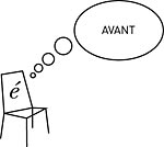 pictogramme avant