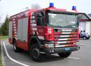 Véhicule du service du feu