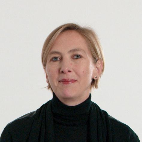 Portrait d'Anne-Christine Ganshof