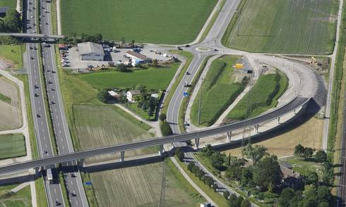 Infrastructure routière
