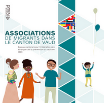 Couverture de la brochure Associations de migrants