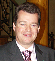 Photo du préfet M. Roland Berdoz