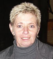 Photo de la préfète Mme Evelyne Voutaz
