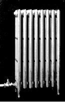 Illustration artistique du chapitre Énergie par une photo noir-blanc postérisée d'un radiateur