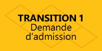 Lien vers l'inscription aux mesures de Transition 1