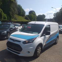 Utilitaire - Ford Transit Connect - Blanc