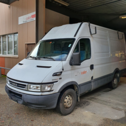 Utilitaire - Iveco 35 S 14 Daily - blanc